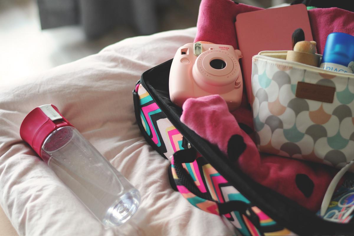 Piggypeg w podróży