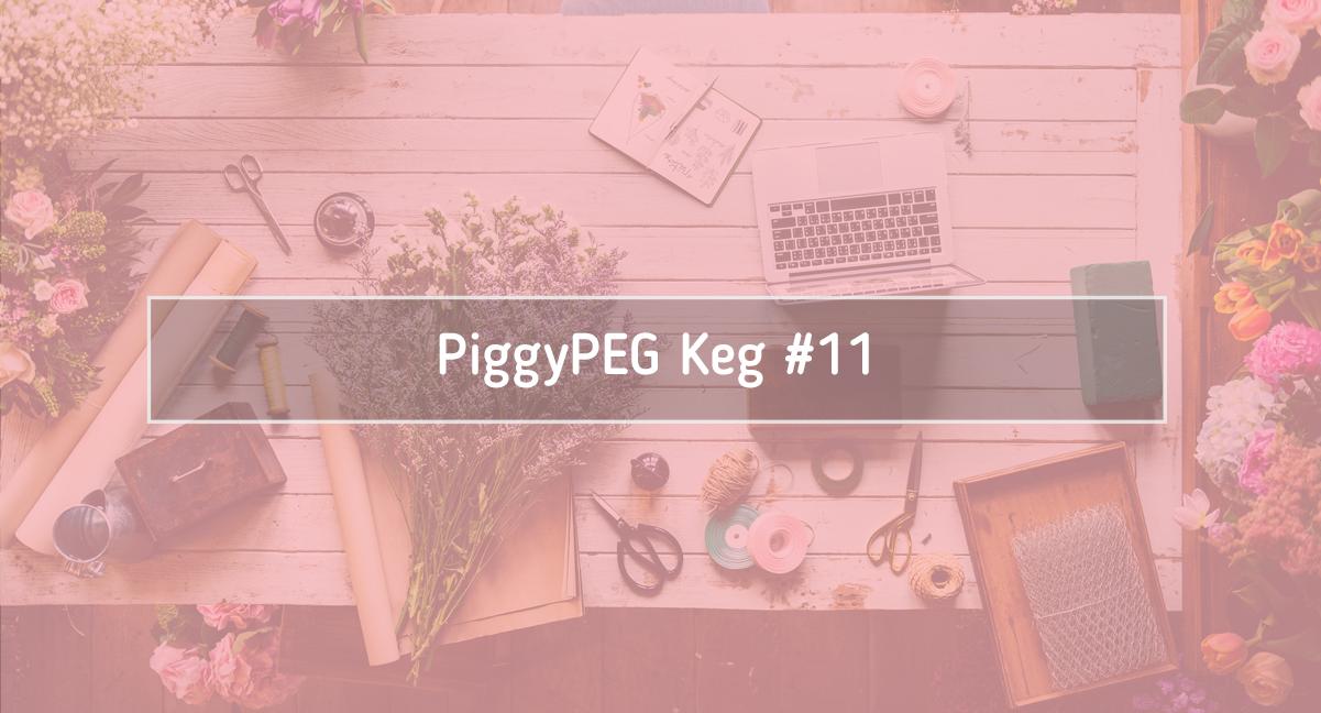 Piggypeg Keg #11 Maj