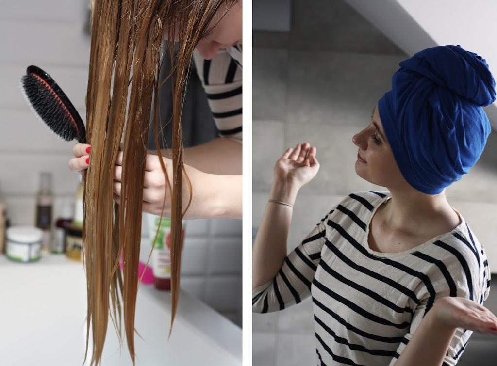 Pielęgnacja włosów prostych by Ania